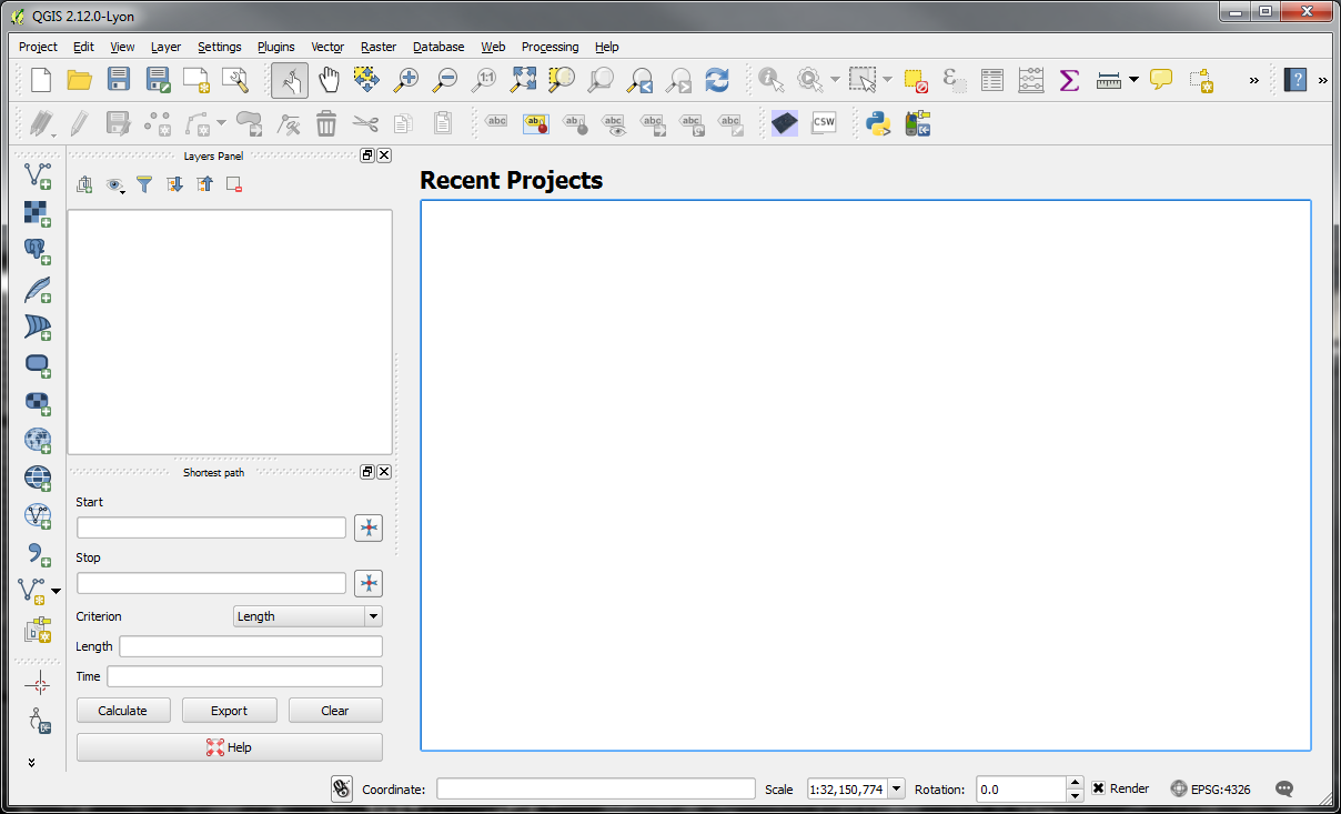 QGIS – Practical 1 – GIS Lessons for You